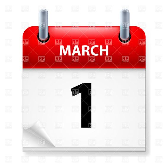 Calendar clipart time fly SATURDAY FLIES! MARCH THAT CAN