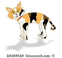 Cat clipart calico Cat Calico #1 Download Download