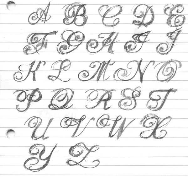 Calligraphy clipart classic border  image Lettering Images Download