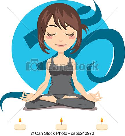 Calm clipart Calm Clipart  Person