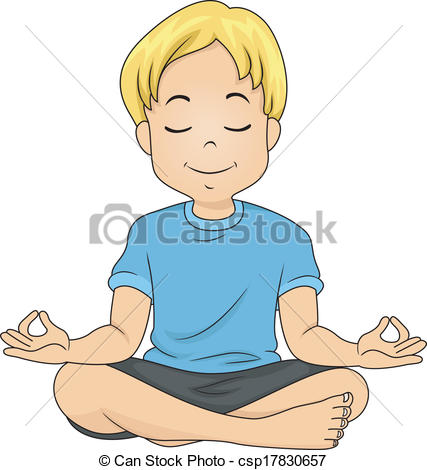 Calm clipart Boy Calm Calm Clipart cliparts