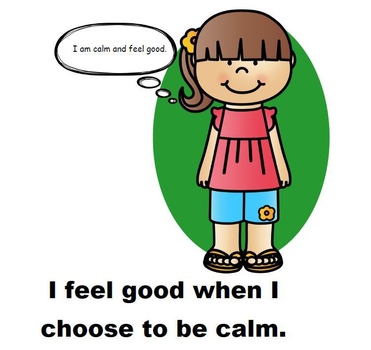 Calm clipart happy child Social and stories choose disappointment