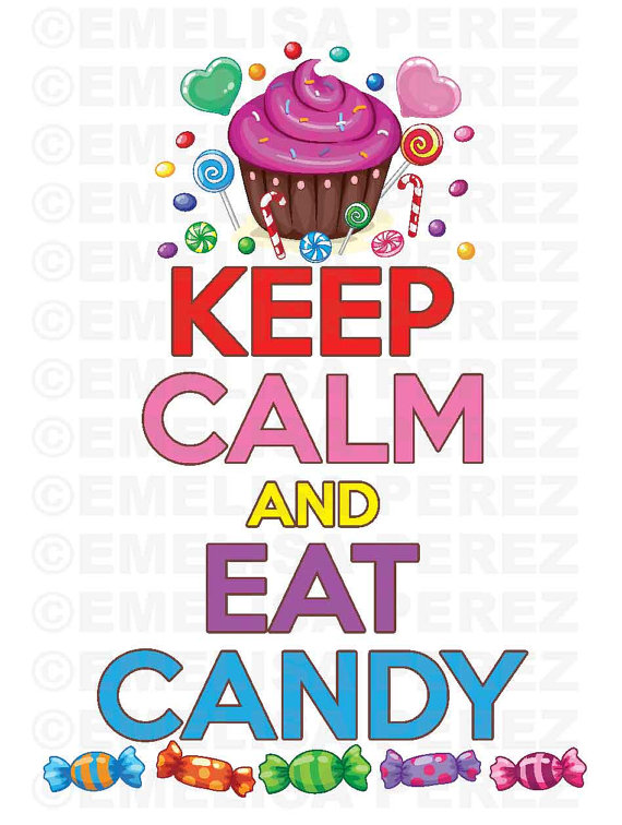 Calm clipart happy guy Candy and Graphic Vector Keep