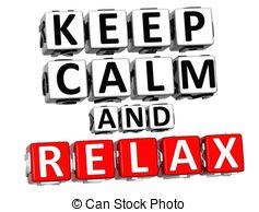 Relax clipart calm #3
