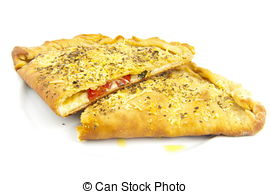 Calzone clipart mini pizza Sliced royalty pictures Images