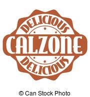 Calzone clipart empanada Clipart EPS vector white calzone