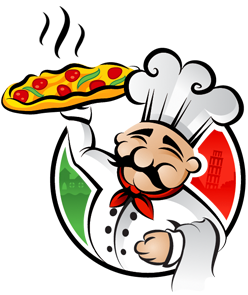 Pizza clipart pizza shop Dinners Calzone & Pizza Family