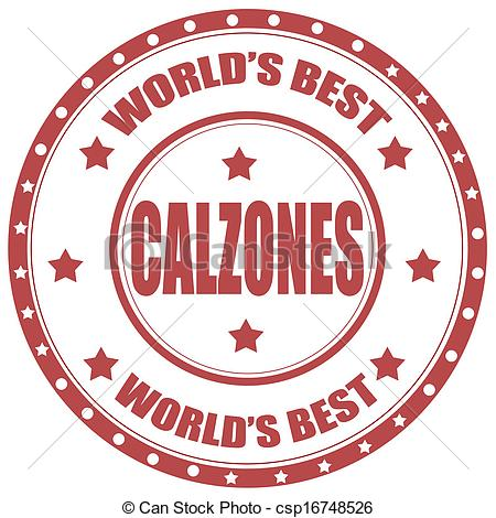 Calzone clipart vector With Calzones with word word