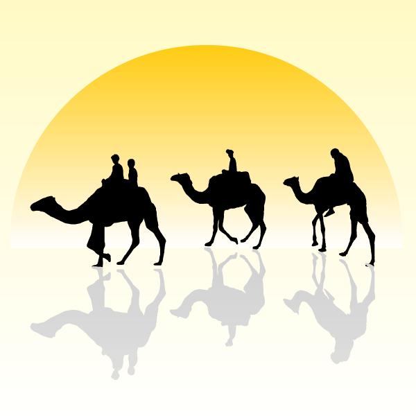 Footprint clipart camel Camel Clip Download Caravan Caravan