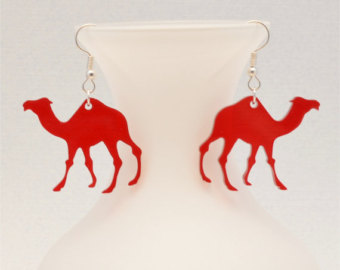 Camel clipart geico Day Camel Earrings Jewelry Hump