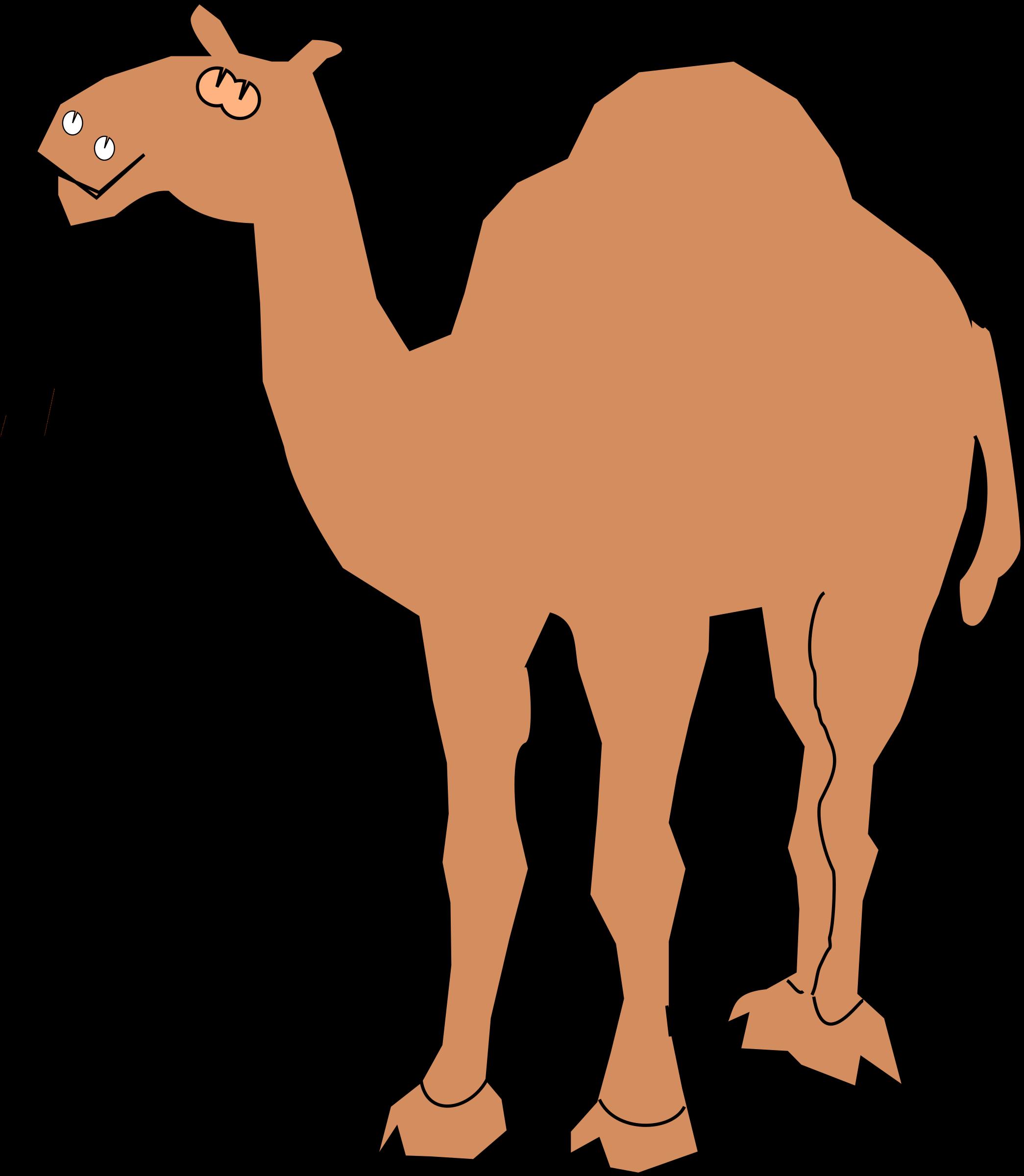Camel clipart big animal Camel Camel Clipart