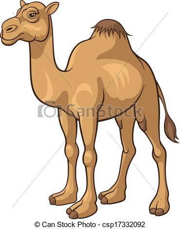 Camel clipart cartoon Vector Stock Camel camel Cartoon