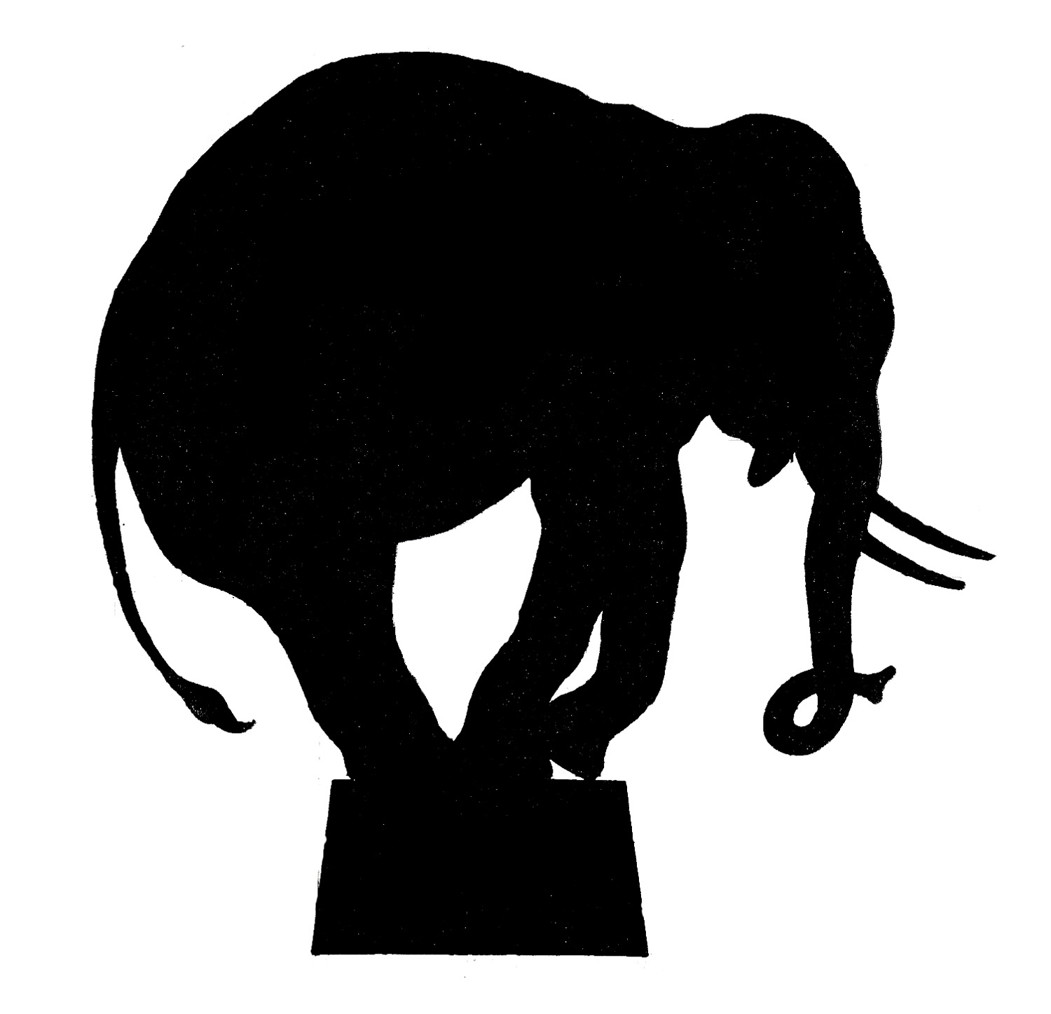 Asian Elephant clipart circus elephant  Graphics Elephant Circus Graphics