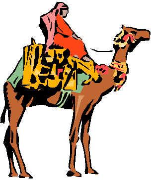 Camels clipart egyptian Kids bytes) wmf (8496 AN00292_