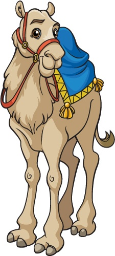 Camels clipart egyptian 00 small best Time Camel