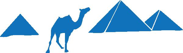Camel clipart pyramid This Clip at And Pyramids