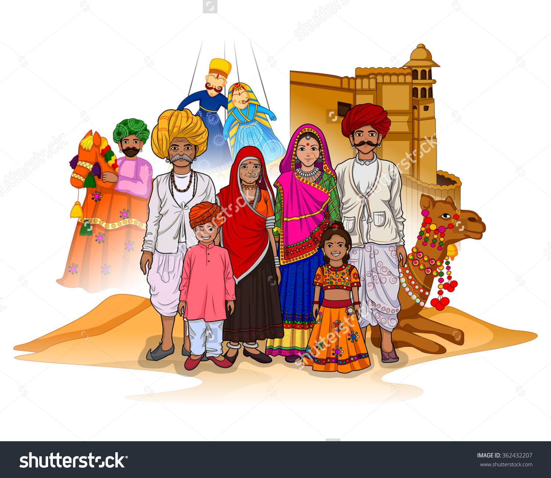 National Dress clipart rajasthani Rajasthan clipart Hd rajasthan of