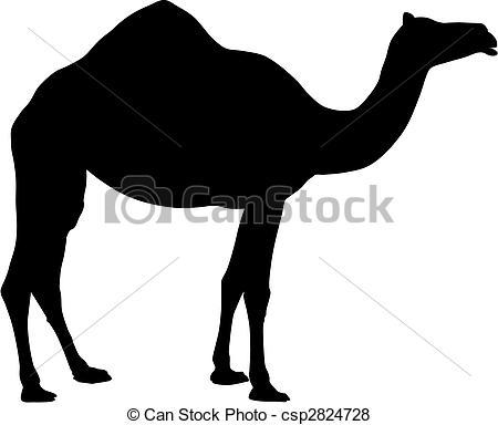 Footprint clipart camel EPS Illustrations Camel magurok24/2 Stock