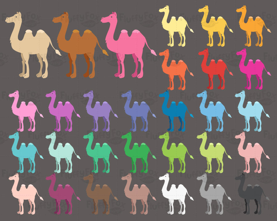 Camels clipart wild animal This Camels Clipart Art