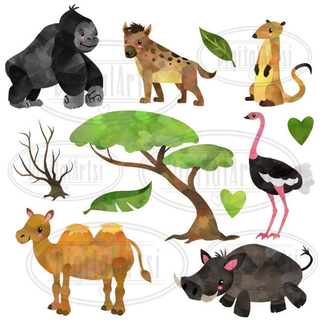 Camels clipart wild animal This Animals Safari Animals