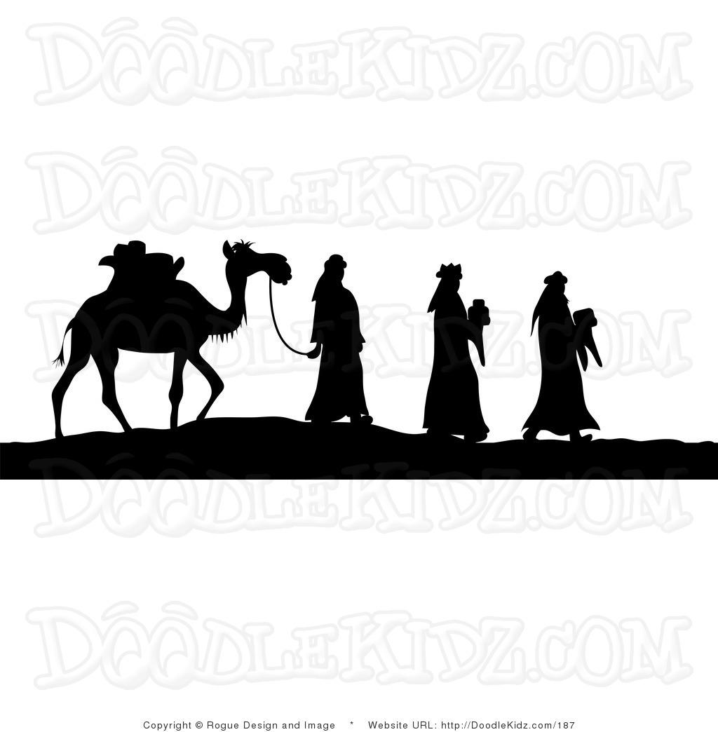 Camel Caravan clipart desert scene Camel%20clipart Black Clipart And Clipart