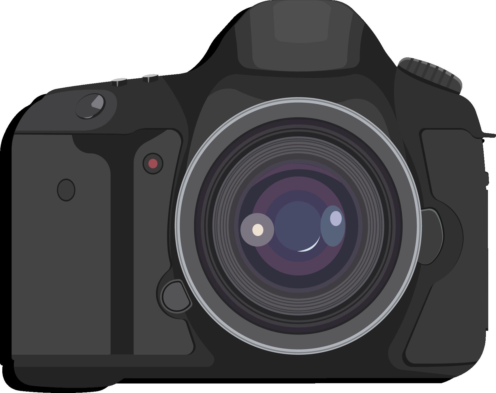 Camera clipart Smashing licensed camera Art Magazine