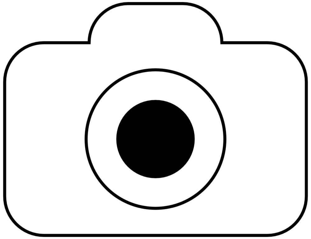 Photography clipart black and white And art Black white Camera