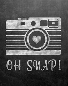 Camera clipart chalkboard Paper How Your Own A