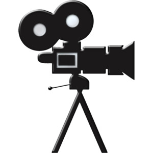 Camera clipart funny Action! png moviecamera Camera Lights