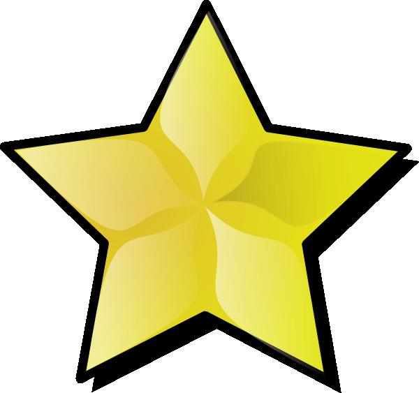 Yellow clipart borderline Clip Movie Art Hollywood Theme