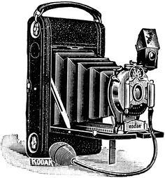 Photography clipart vintage Art ClipArt Antique Clip Camera