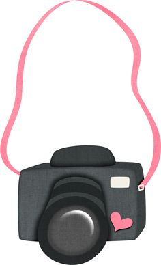 Camera clipart pastel Camera Retro and Clip printables