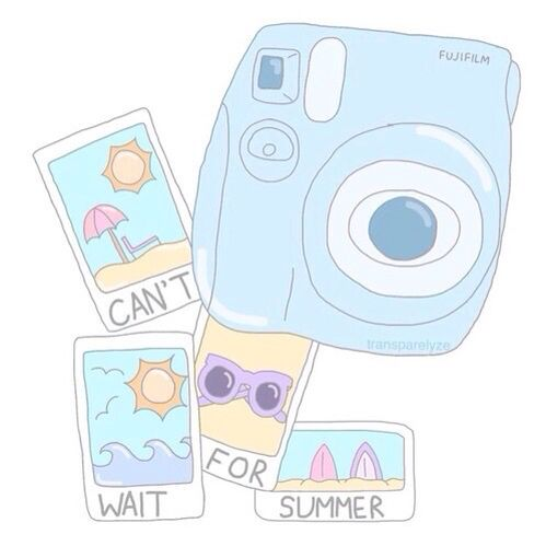 Camera clipart pastel Images Cameras best illustrations Pinterest