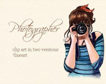 Photography clipart photo album Camera clip illustration clip clip