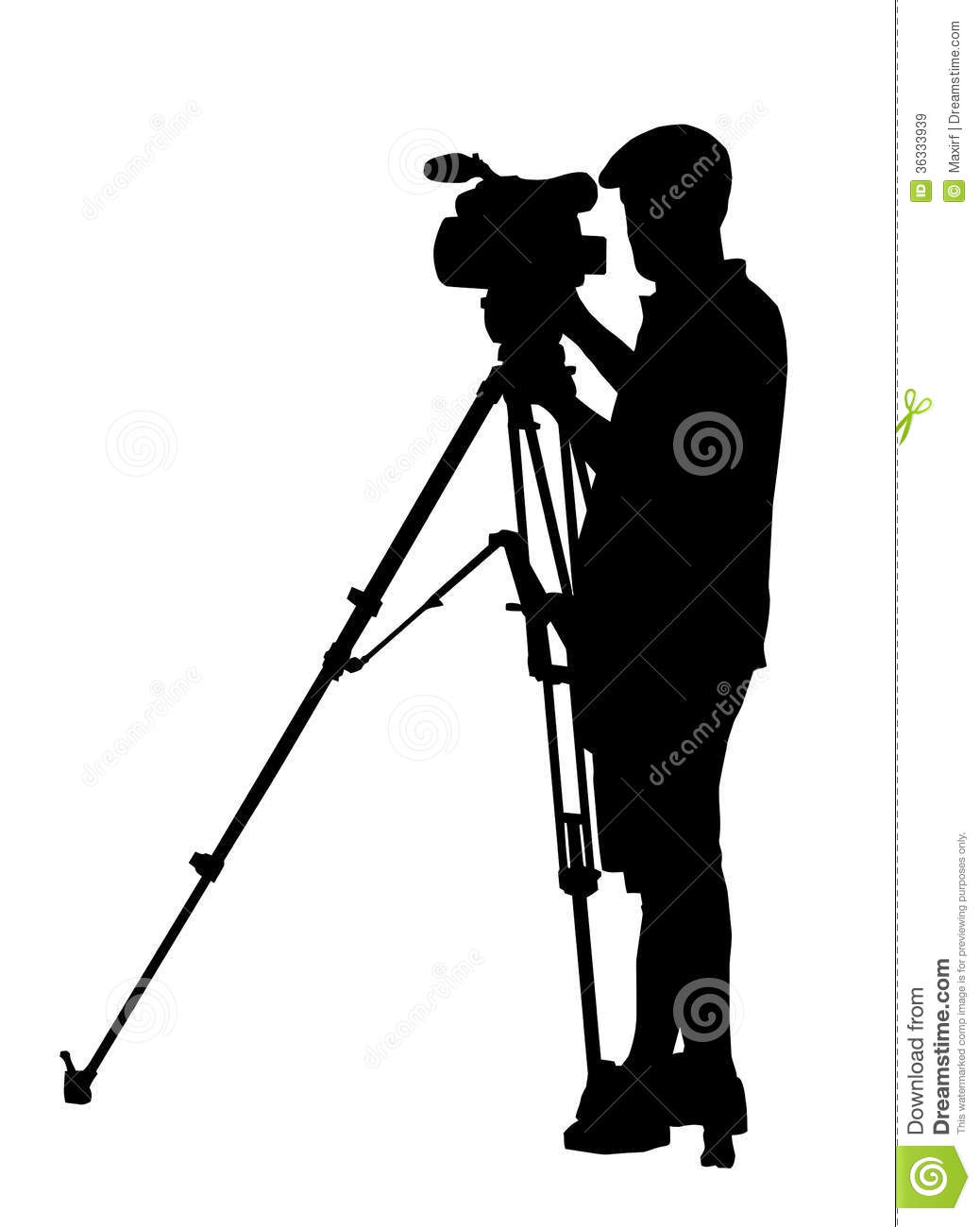 Photography clipart camera man On Clipart Panda Camera Tripod