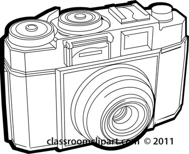Camera clipart things Classroom things things – the