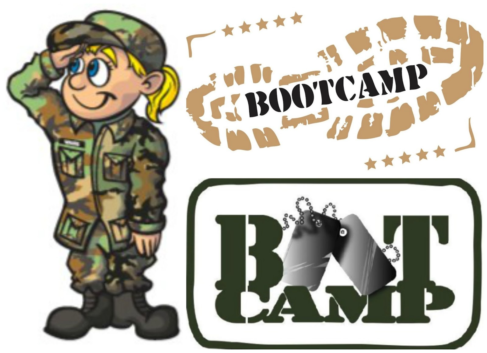 Camo clipart boot camp Other 10th Our Girls every