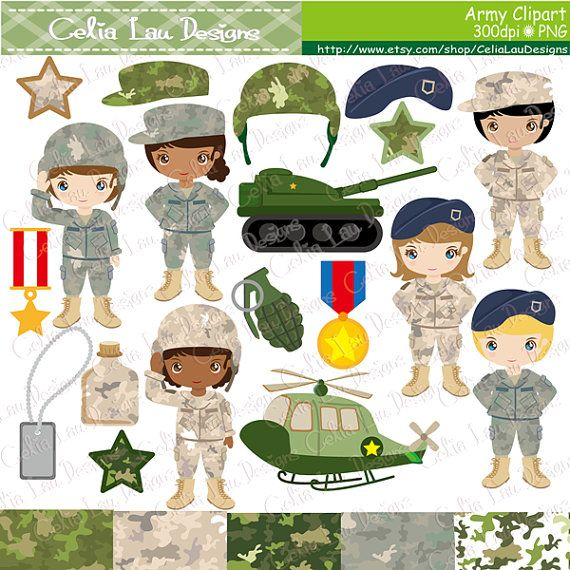 Camo clipart boot camp Party on best Pinterest Army