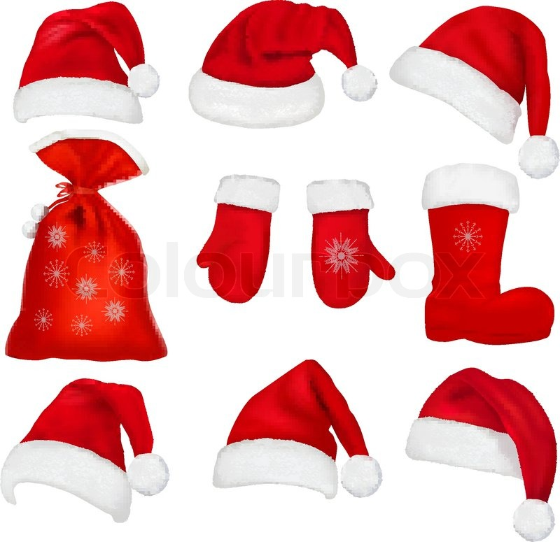 Camo clipart santa Camouflage hat Snow hat santa