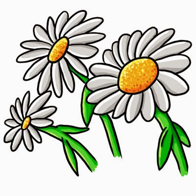 Camomile clipart small Newsletter April  April Association