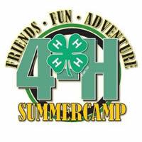 Camp clipart 4 h 4 H Camp Camp Stewards