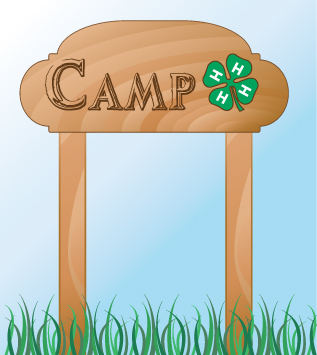 Camp clipart 4 h 4 controversy camps : Tack