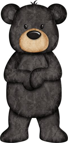 Black Bear clipart cartoon Bear 25+ Best  on