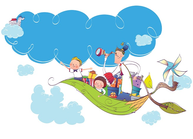 Adventure clipart spring activity Little for and Adventures Spring