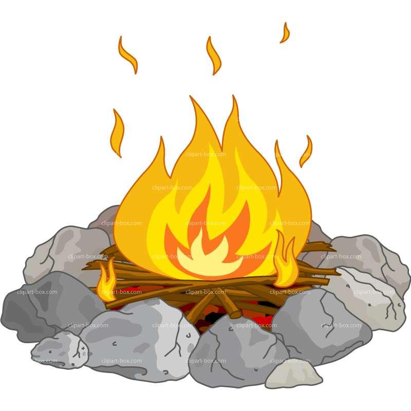 Camp Fire clipart Camp Campfire com Cliparting fire