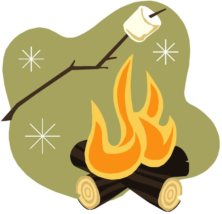 Outdoor clipart bonfire Cliparting camp com image clipart
