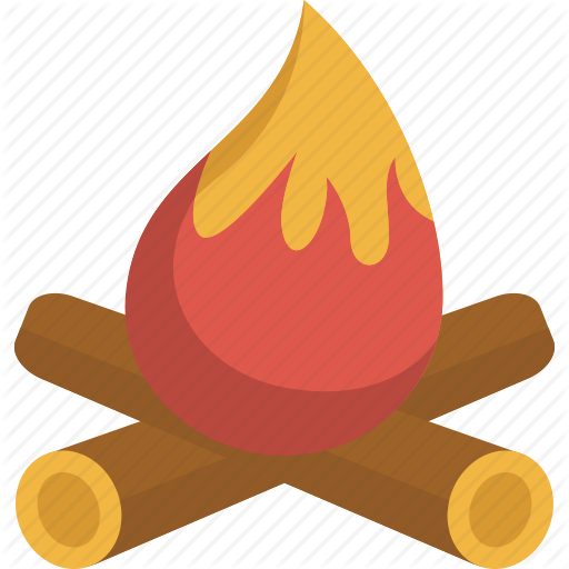 Camp Fire clipart warmth Hot engine fire hot camp