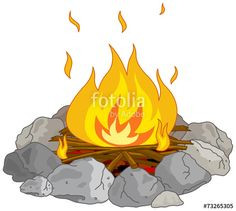 Camper clipart campfire And Campground SALE Camping this