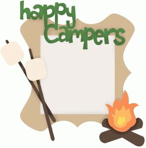 Camper clipart camping gear Campers Camp 174 Pasemann images