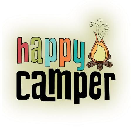 Camper clipart camping trip Happy 17 Camper images Camping